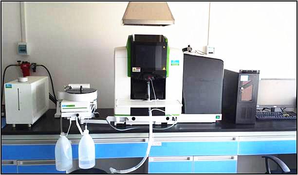 火焰/石墨炉原子吸收光谱仪(AAS )